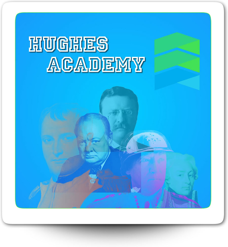 Learn more about Hughes Academy at http://www.hughescreative.net
